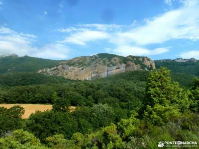 Sierra Toloño,Rioja Alavesa; senderismo azores rutas senderismo la palma calzada romana gredos